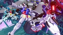 Mobile Suit Gundam Extreme VS Force - Gundam is Coming Trailer