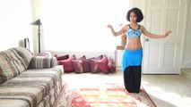 Cardio belly dance workout  the hip hop mix workout for beginners