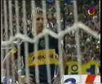 Gol de Palermo a Lanus (Boca 1-Lanus 2 10-12-2006)