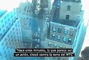 Uno studente ha registrato il video dell'attacco alle torri gemelle. Il video è stato messo online solo adesso dopo 15 a