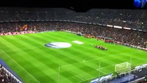 El cant del barça / Barça Getafe 19/03/11