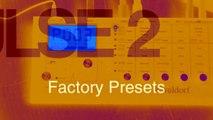 Waldorf Pulse 2 Playing 100 Factory Presets 001 109//Part1