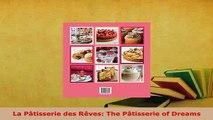 Download  La Pâtisserie des Rêves The Pâtisserie of Dreams PDF Online