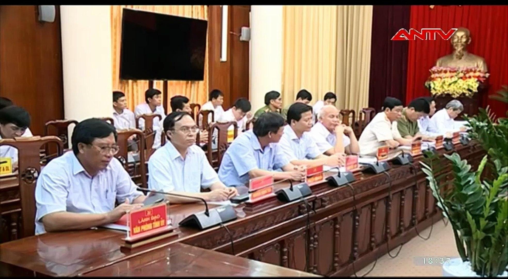Bộ trưởng Tô Lâm kiểm tra công tác chuẩn bị bầu cử tại Bắc Ninh