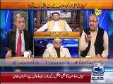 Nawaz Sharif ko fori resign krna chahye, hmain aa kr sabq parhatay hain- Ch Ghulam Hussain, Nawaz Sharif pr bars pray