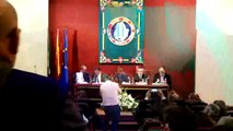 #BienvenidoACasa - Acto Académico del Colegio Mayor San Juan Bosco de Sevilla con el Rector Mayor
