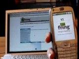 fring su Windows Mobile - video italiano