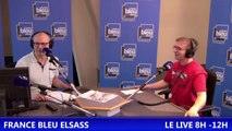 Live France Bleu Elsass du Mardi 10 mai 2016