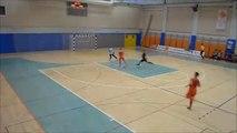 Andrej Mohoric Scores Incredibly Skillful Goal In Slovenian U-19 Futsal Finale!