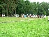 Départ ES 10 Rand'Auvergne 2007 Derniére session