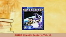 Download  ZOIDS Chaotic Century Vol 13 Download Full Ebook