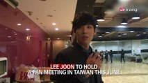 Showbiz Korea _ LEE JOON TO HOLD A FAN MEETING IN TAIWAN THIS JUNE