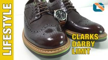 Geek Lifestyle - Clarks Darby Limit Modern Brogue Shoes