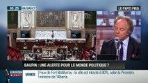 """Le parti pris d'Hervé Gattegno: """"L'affaire Baupin est une honte pour les Verts, une alerte pour le monde politique"""" - 10/05"""
