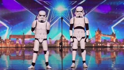 Boogie Storm make Simon's dream come true! _ Auditions Week 5 _ Britain's Got Talent 2016