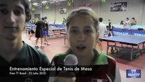 """Jessica Villarreal Entrevista """"Chile"""" en Fran TT Brasil - 22 Julio 2010"""