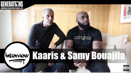 Kaaris & Sami Bouajila - Interview Braqueurs