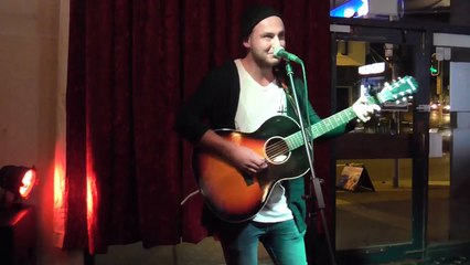 Tyler Rivers live @ Bald Faced Stag (2)