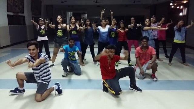 Kunwar Amar, Charlie Chauhan, Yuvraj Thakur and Sneha Kapoor @SKI Summer Dance Quest'15