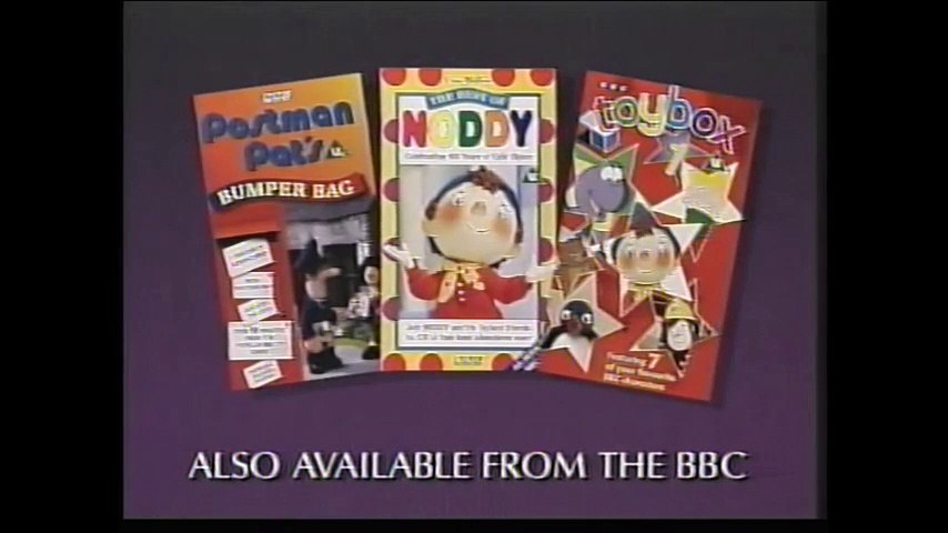 Start and End of Pingu the Superhero VHS (Monday 6th October 1997) | Godialy.com
