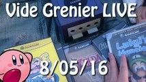 Vide Grenier LIVE - 8 Mai 2016