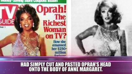 Magazine Photoshop Fails That Actually Got Published