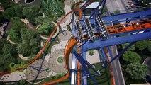 Valravn Roller Coaster : la plus haute montagne russe du monde comme si vous y étiez