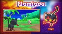 Pokémon Soleil - Pokemon Soleil et Lune Starter