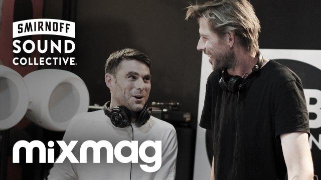 GROOVE ARMADA house & tech DJ set in The Lab LDN 2015