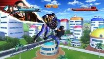 DBXV android 17 vs super n 17 Dragon Ball Xenoverse