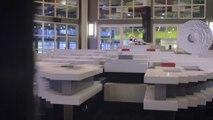 Le plus long Faucon Millennium en LEGO de près de 4 mètres