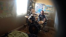 Jesse's Drum Session Episode 19 drum cover Yaow by Baauer