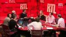 A LA BONNE HEURE partie 2 du 09 05 2016 - Léa Drucker et Michel Fau