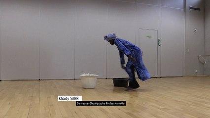 """Khady Sarr : """"Quotidien de femmes dansé"""""""
