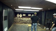 Shooting my Glock 17 @ NSN Club range