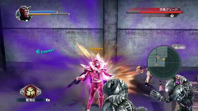 Kamen Rider: Battride War II - 仮面ライダーバトライド・ウォーⅡ - PART 15 [720p]