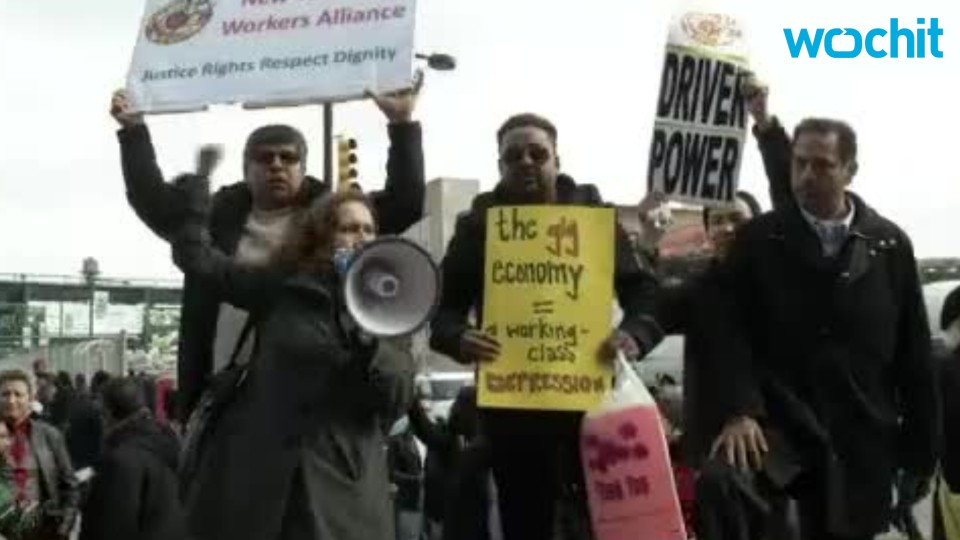 NYC Uber Drivers Organize 'Independent Drivers Guild'