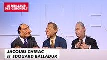 Les Guignols de l'info - Jacques Chirac et Edouard Balladur
