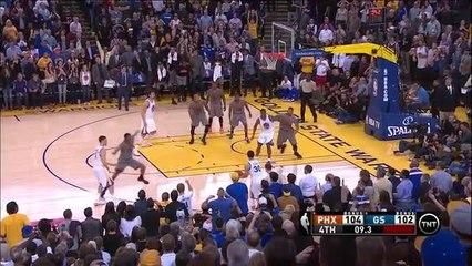 Basket - NBA - MVP : Les shoots décisifs de Stephen Curry