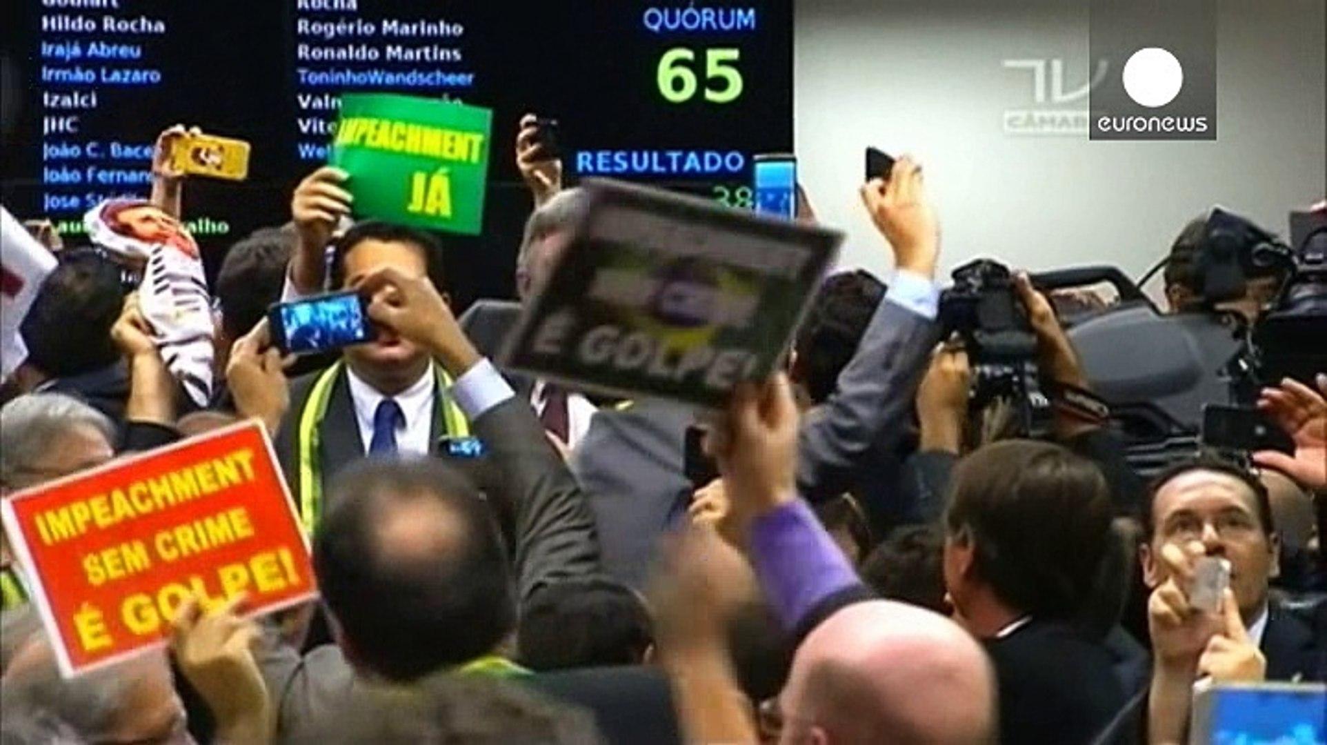 Brasil: Senado está prestes a decidir futuro de Dilma Rousseff