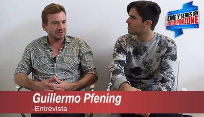 """A solas con Guillermo Pfening de """"Tiempo muerto"""" por Javier Ponzone"""