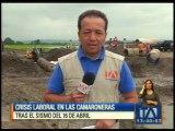 Éxodo migratorio y crisis laboral tras terremoto