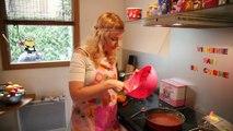 Gâteau au Nutella [Recette de cuisine facile et rapide] ♡ Virginie fait sa cuisine
