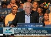 EE.UU.: Sanders ganaría primarias en Virginia según sondeos