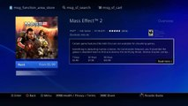 MASS EFFECT 2 ON PS4!