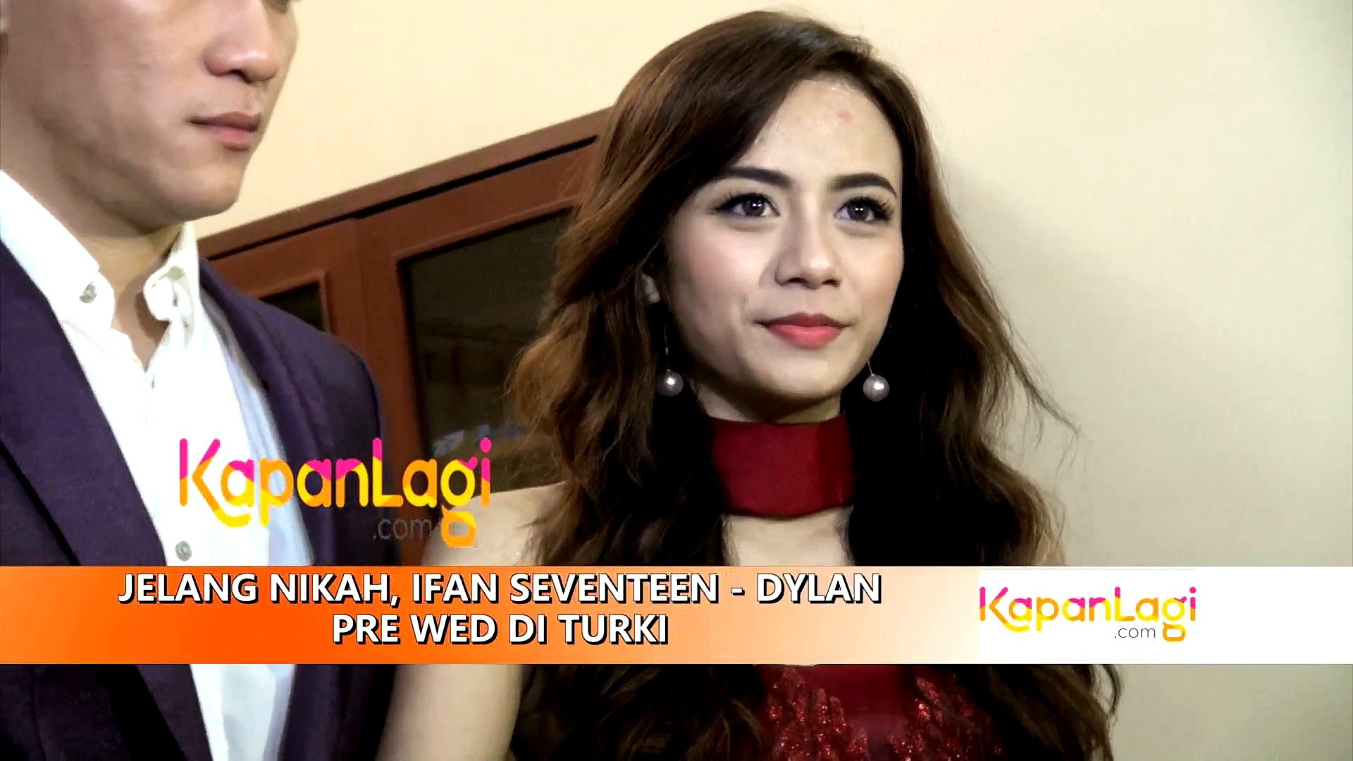 Jelang Nikah, Ifan Seventeen-Dylan Foto Pre Wedd di Turki