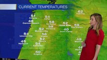 KOIN 6 11pm Weather Forecast with Kristen VAn dyke MOnday May 9 2016