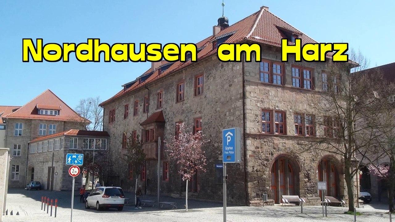 Sehenswürdigkeiten in Nordhausen und Umgebung in Thüringen