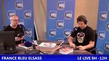 Live France Bleu Elsass du 11 mai 2016