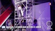 Coulisses - Exposition à l'Atomium de Bruxelles - 2016/05/11